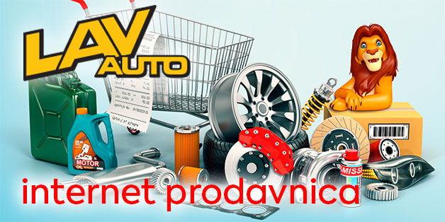 Lav auto internet prodavnica